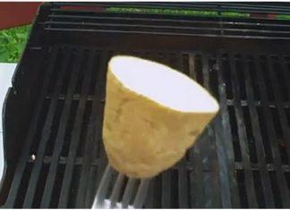 Vzemi krompir in ga podrgni po žaru. Zakaj? Ko boš izvedel, boš hotel poskusiti!
