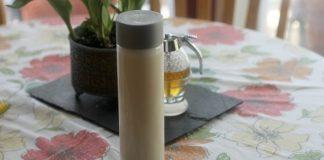 Domač šampon za lase: šampon iz kokosovega mleka