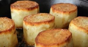 Okusni krompirjev fondant