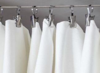 Od sedaj dalje boste svoje kopalniške zavese čistili s soljo