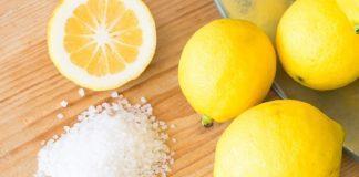 Limona in sol