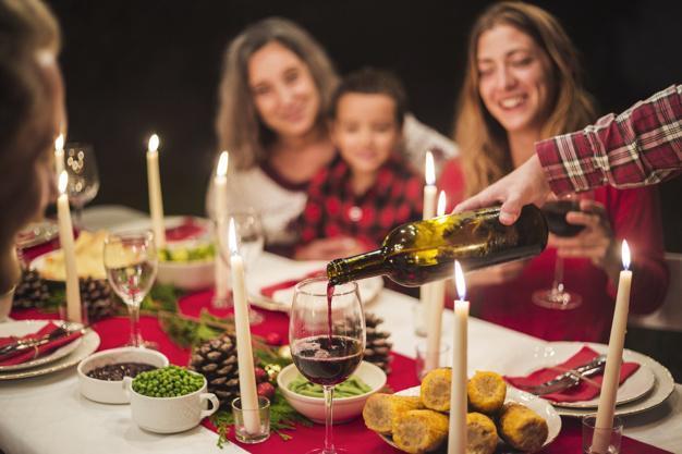 božična večerja