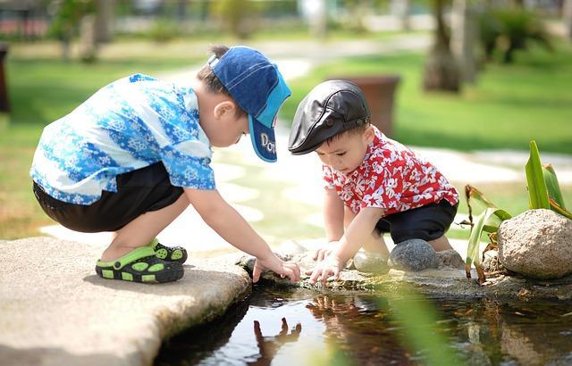 People Children Child Happy  - HaiRobe / Pixabay