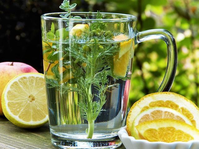 Tee Herbs Chamomile Fruit Lemon  - silviarita / Pixabay