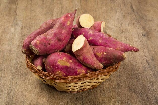 sladki krompir