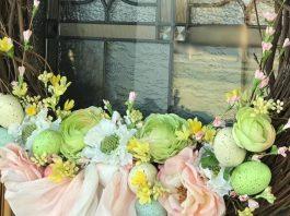 velikonočni venček