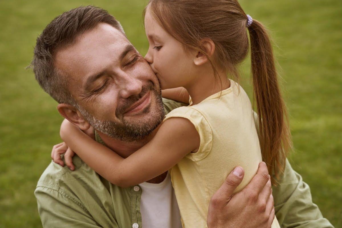 oče in hči